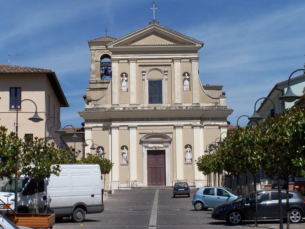 Alla ricerca di cunicoli e tombe sotto la basilica di san for Pensierini di san valentino
