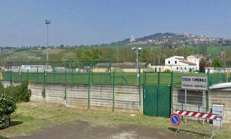 Todi lavori di manutenzione allo stadio il - Manutenzione caldaia umbria ...