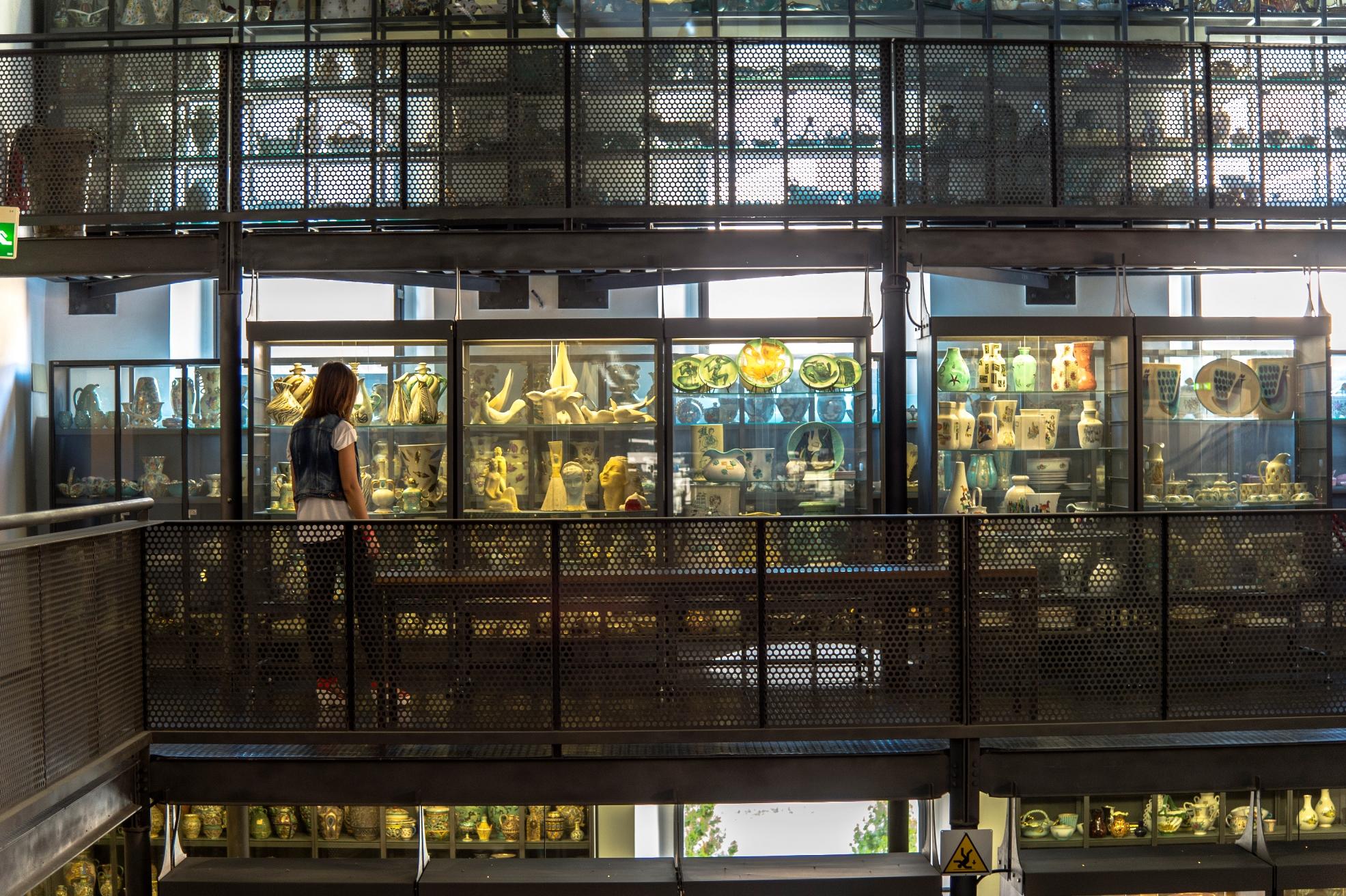 Museo Della Ceramica Di Deruta.Museo Di Deruta Dal Progetto All Oggetto Iltamtam It Il
