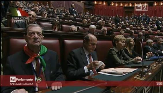 Todi perde il suo ultimo partigiano il for Camera dei deputati on line