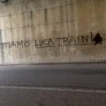 scritta traini