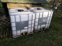 Cisterne acqua da esterno