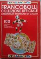 """FRANCOBOLLI DA COLLEZIONE DEI MONDIALI DI CALCIO """"ITALIA '90"""""""