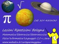 RIPETIZIONI DI MATEMATICA, ANALISI MATEMATICA, FISICA, ELETTRONICA, INFORMATICA ECC. ON LINE