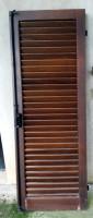 Persiana legno castagno