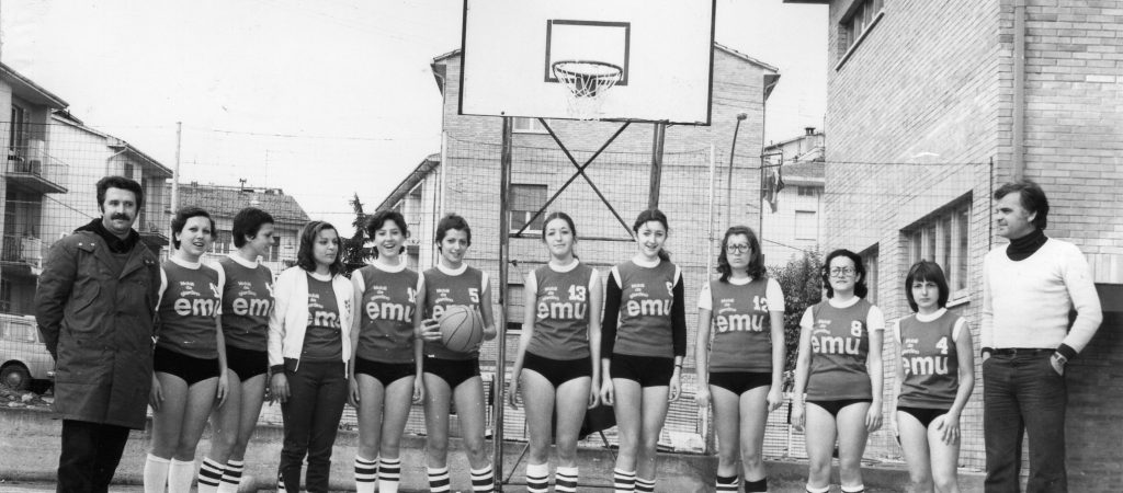 1975 NESTOR basket donne in C