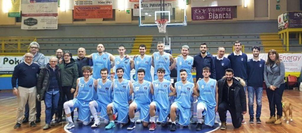 Almasa basket Todi
