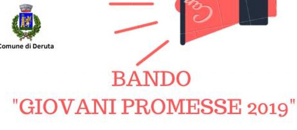 Bando Giovani Promesse