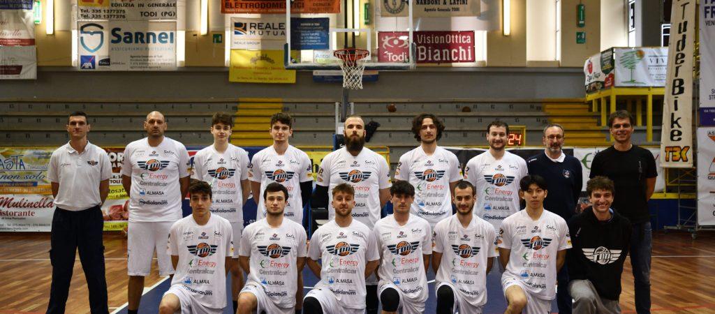 Basket Todi 2021