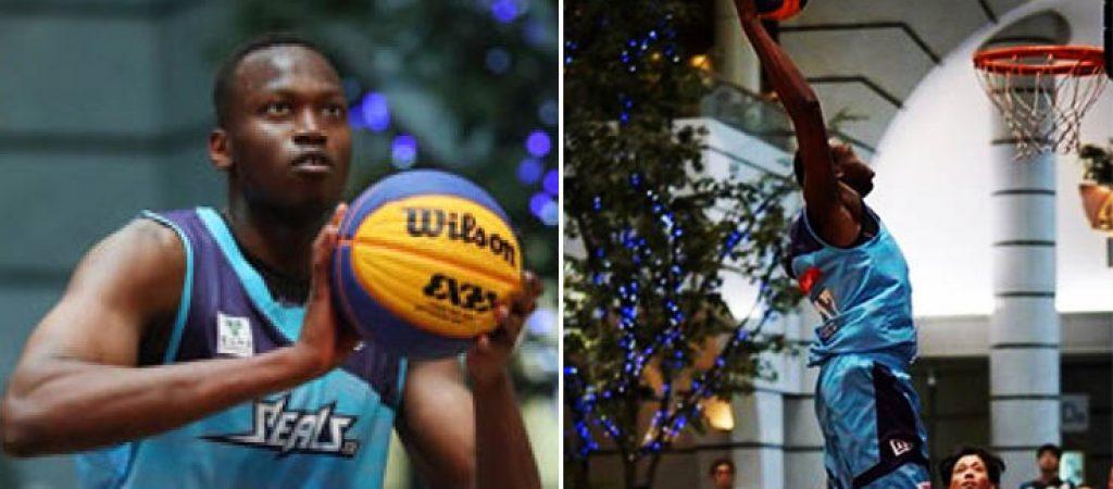 Basket todi Mike