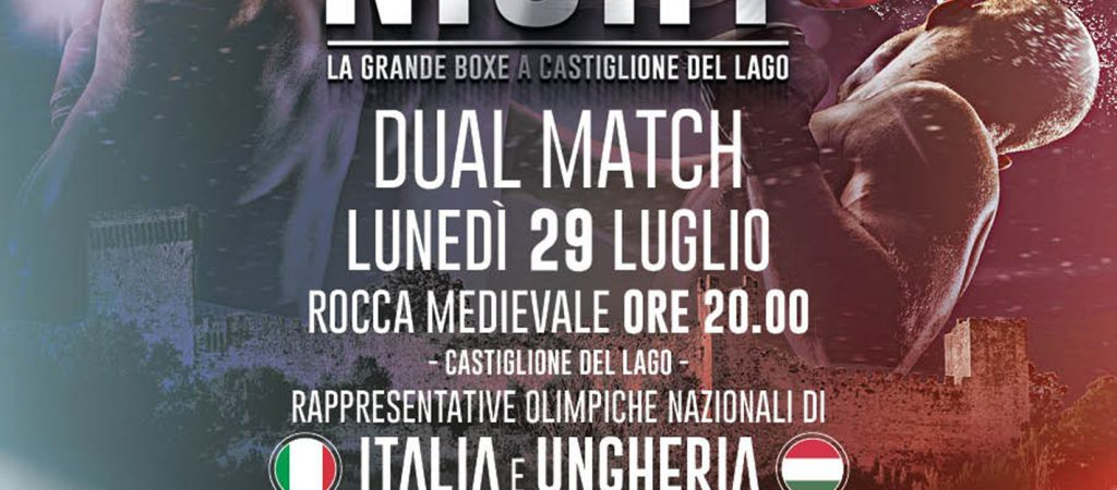 Boxing Night Italia-Ungheria