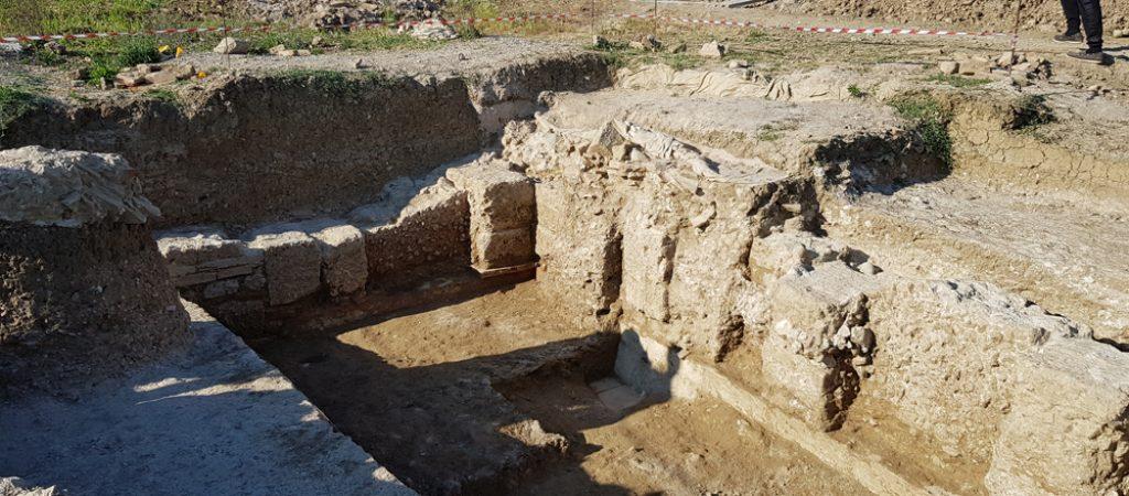 Campagna scavi Poggio Antico 4