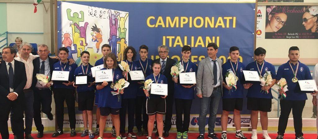 Campionati italiani juniores bocce 1