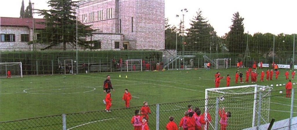 Campus calcio ponterio