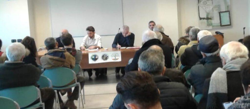 Cavalletti conferenza