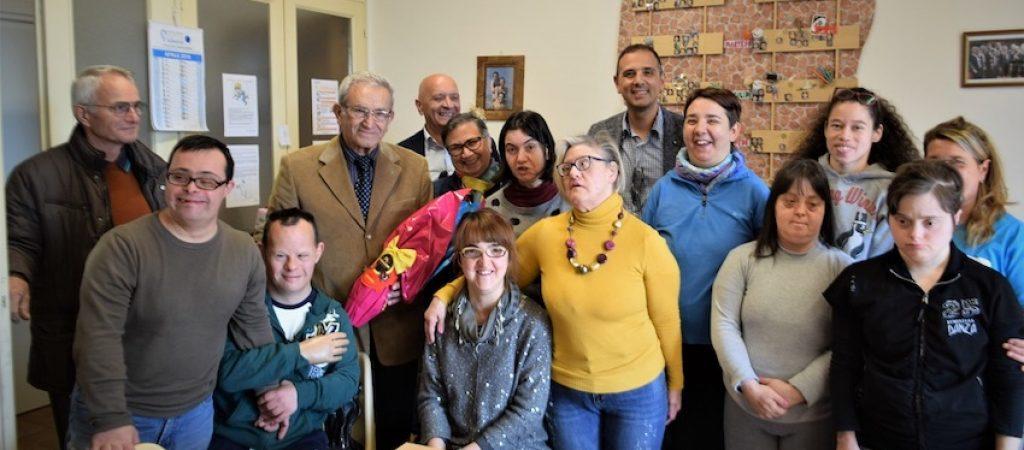 Centro Speranza-Ancri_visita Pasqua