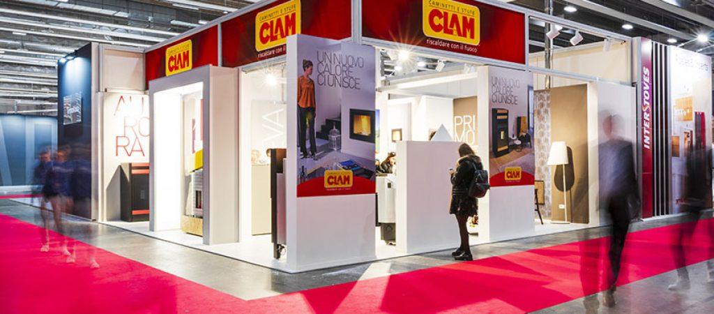 Clam progetto fuoco