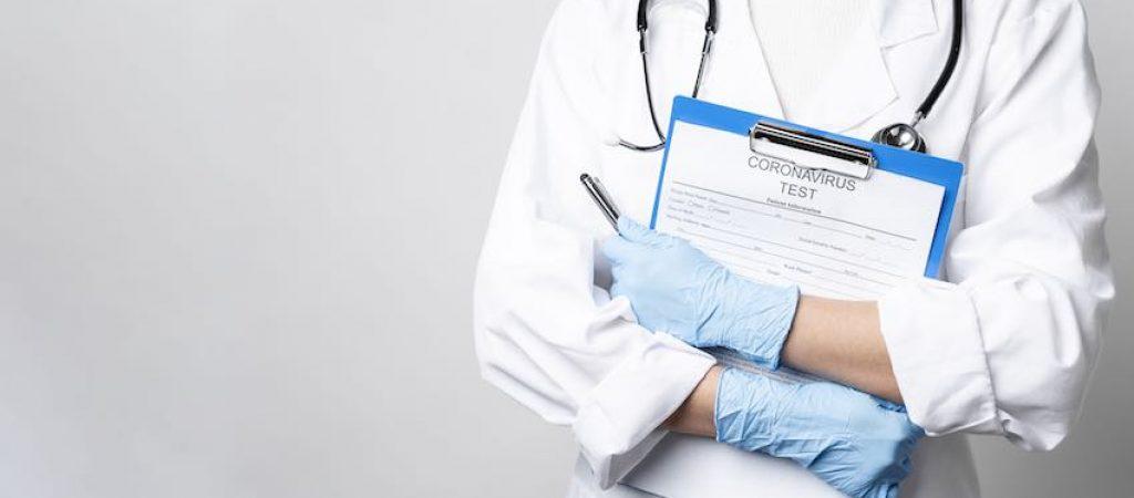 Coronavirus test medico