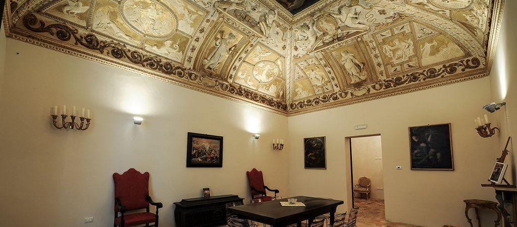 Foligno (PG), Palazzo-jacobilli-roncalli © FAI - Fondo Ambiente Italiano