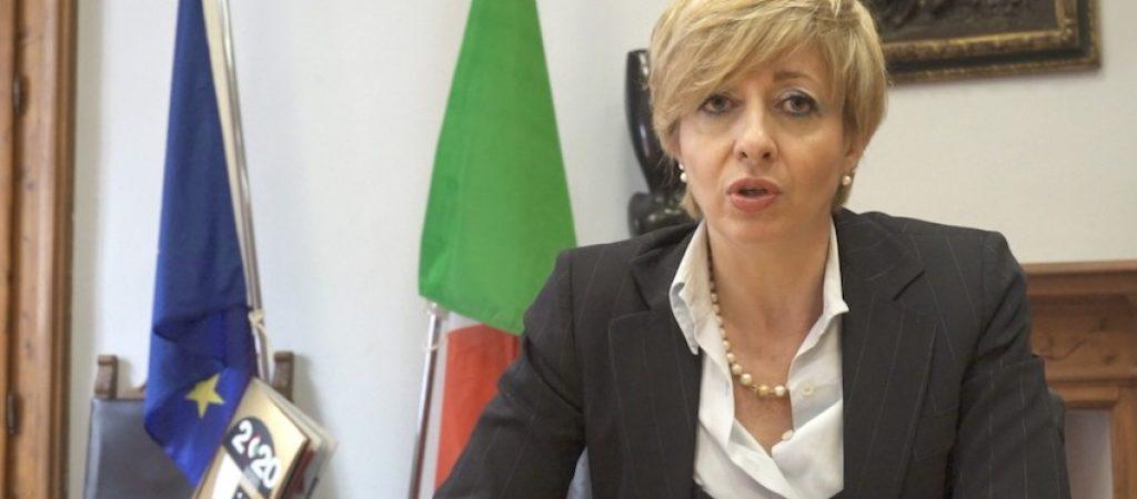 Francesca Mele sindaco
