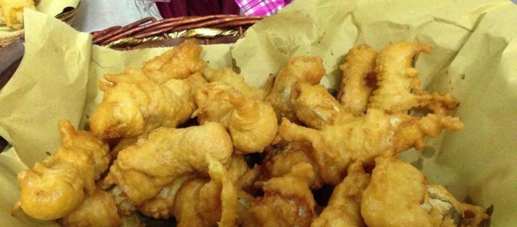 Frittella di baccalà marscianese