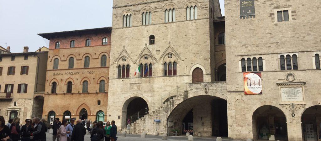 I tour operator inglesi a Todi