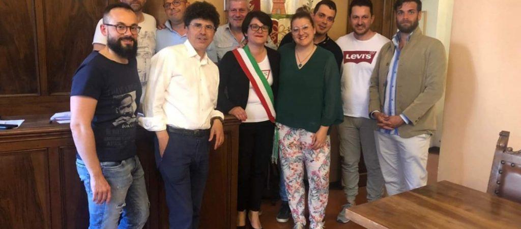 Insediamento Consiglio Monte Castello di Vibio