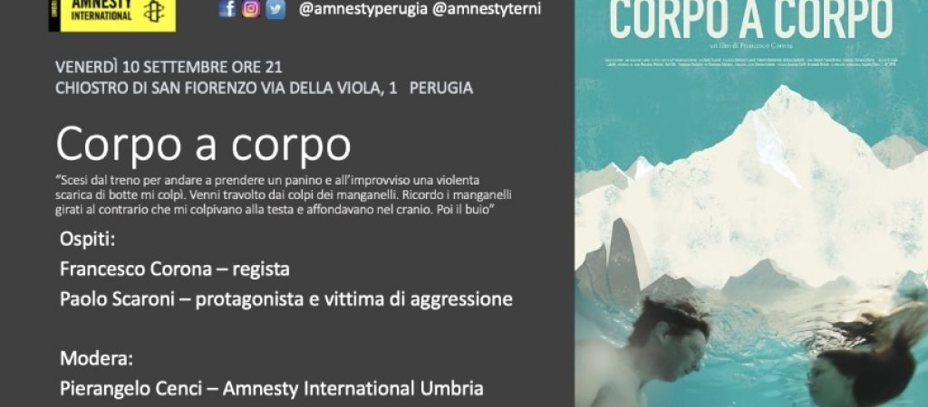 Locandina evento_10 settembre_Amnesty International