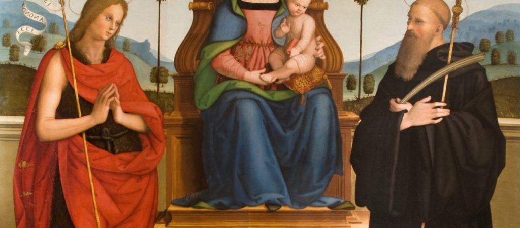 Madonna degli alberelli