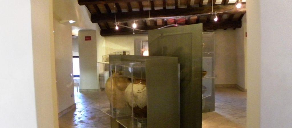 Marsciano sala museo del laterizio