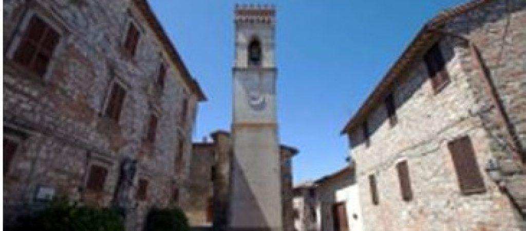 Monte Castello Vibio Torre Campanaria