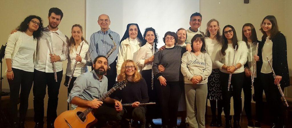 Musicoterapia Centro Speranza - Conservatorio Perugia