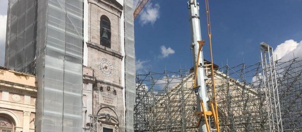 Norcia basilica