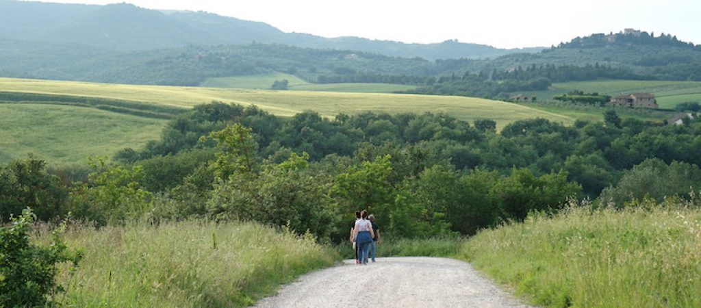 Paesaggio Monte Lagello