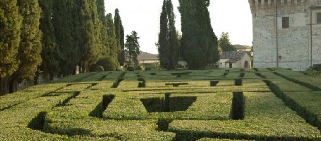 Parco Castello Bufalini