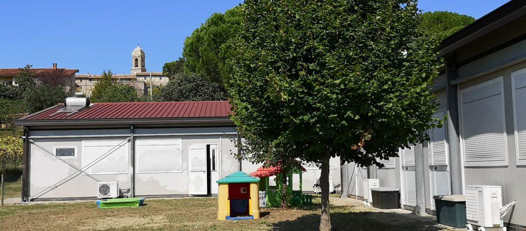 Prefabbricato scuola Spina 1