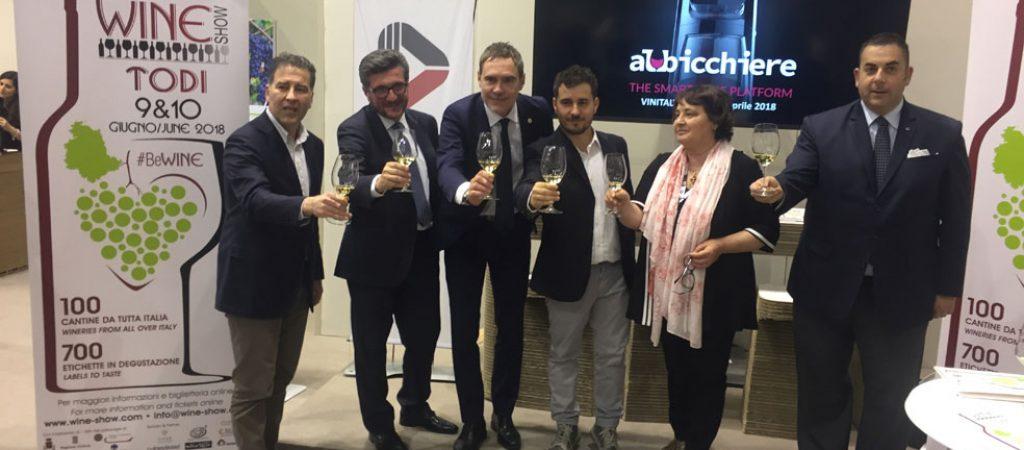 Presentato al Vinitaly Wine Show Todi (2)