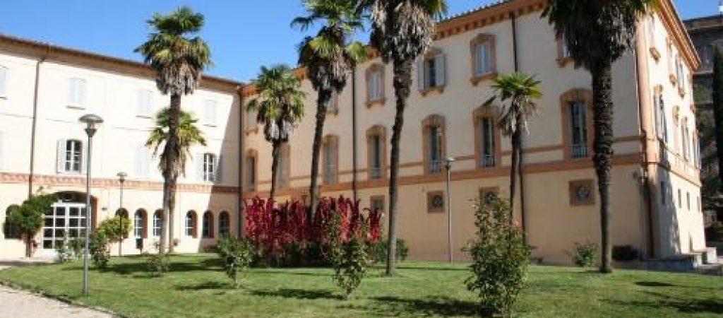 San Venanzo villa faina