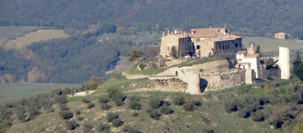Veduta castello Migliano