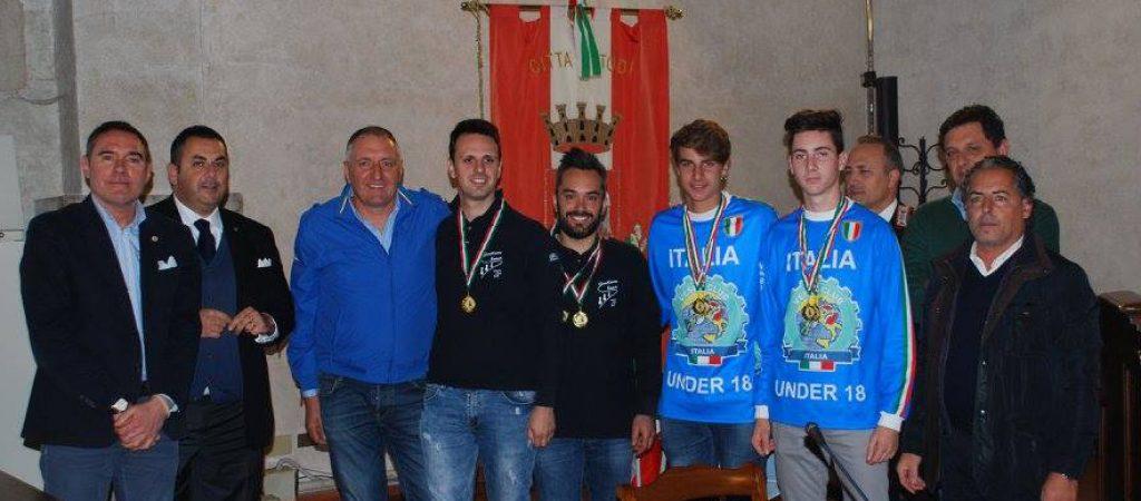 Vespa club Todi