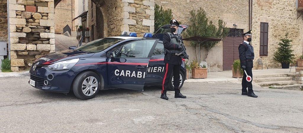 carabinieri marsciano 22.6.21