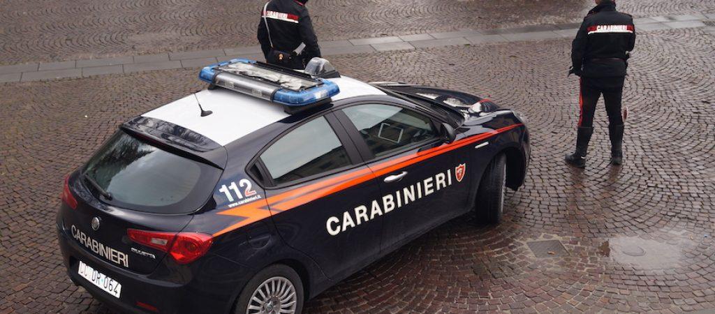 carabinieri pattuglia