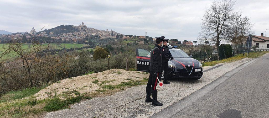 carabinieri todi