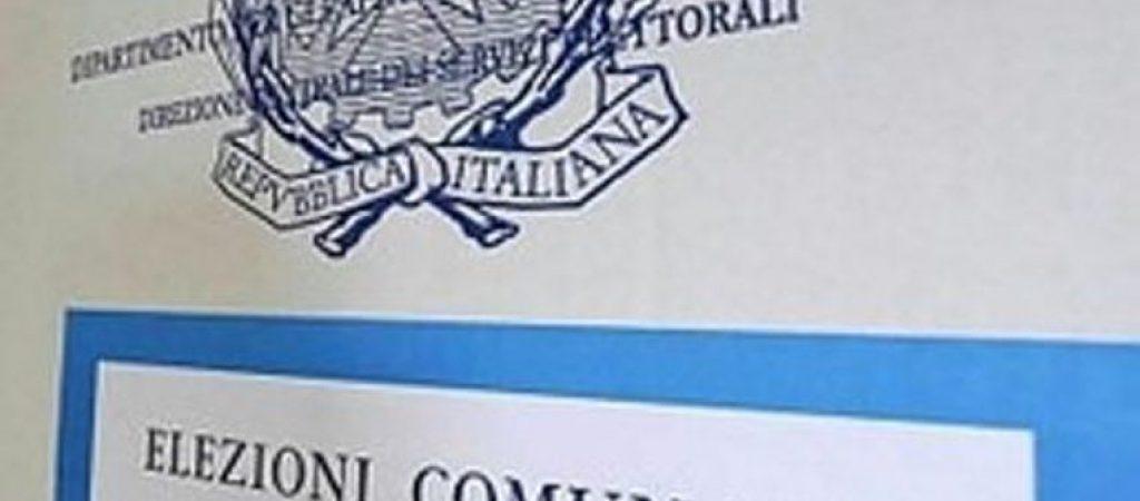 elezioni comunali- urna