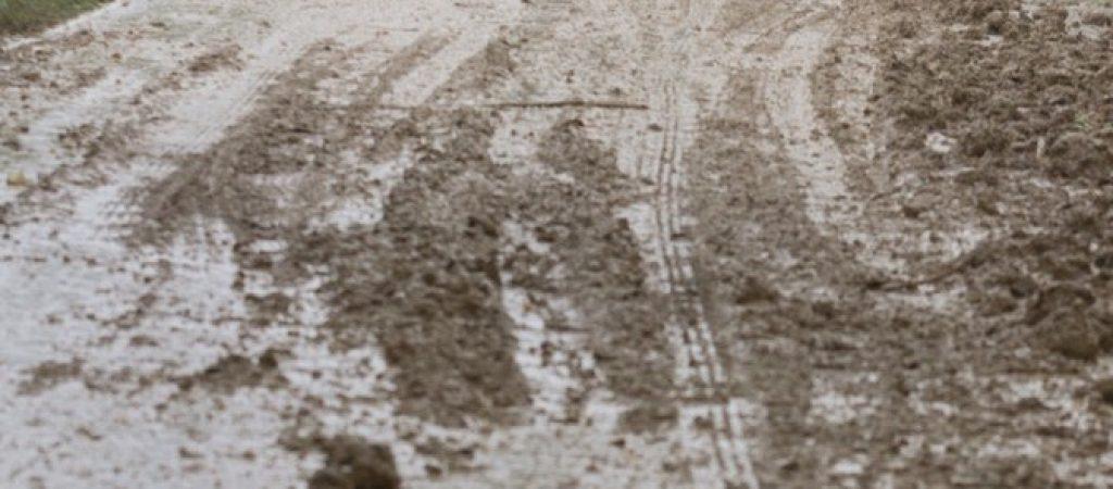 fango strade