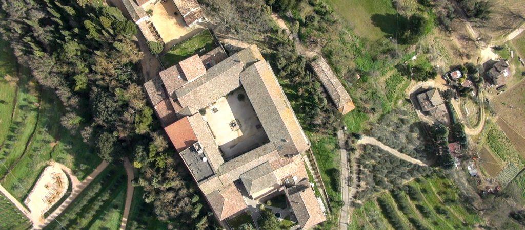 foto aerea cittadella agraria carlo intonaro drone 2014