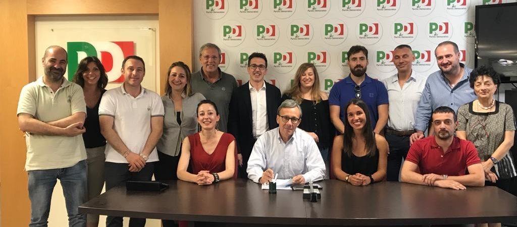 gruppo-lavoro-Pd-Verini