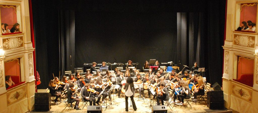 orchestra todi