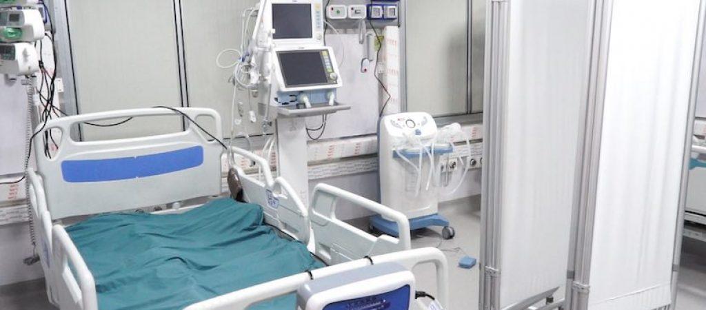 ospedale letto intensiva