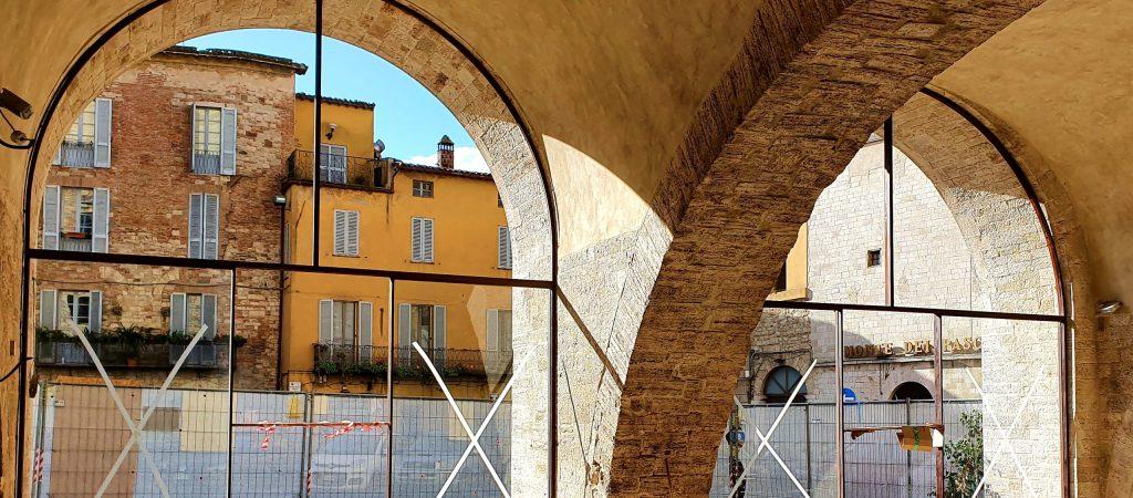 portici comunali